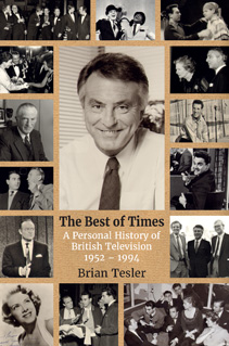 "The cover of ""The Best of Times"" by Brian Tesler"