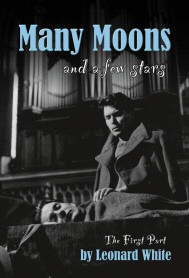"Cover of ""Many Moons and a few stars"" by Leonard White"