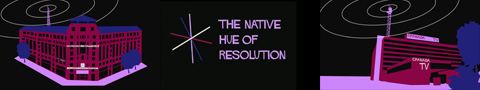 The Native Hue of Resolution